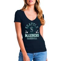 premium selection a0d41 c0645 Product Image MLB Seattle Mariners Women s Short Sleeve Team Color Graphic  Tee