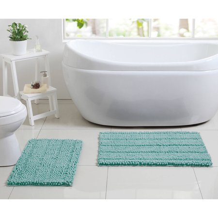Better Homes And Gardens Noodle 2 Piece Bath Rug Set