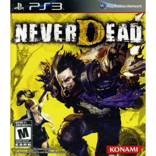 NeverDead - Playstation 3 PlayStation 3