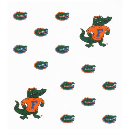 NFL Florida Gators Peel & Stick Nail Tattoos 14 pc. Carded - Cards Tattoo