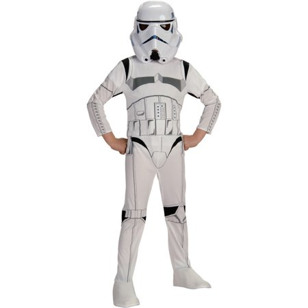 Star Wars Stormtrooper Child Halloween Costume, Small (4-6)](Star Wars Royal Guard Costume)