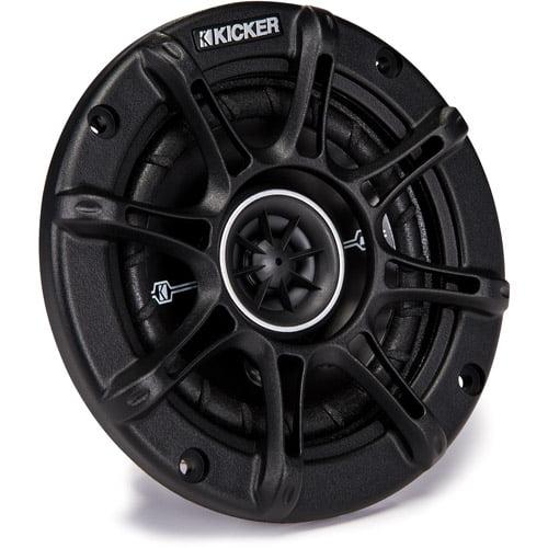 """Kicker DSC44 4"""" D-Series 2-Way Car Speakers with 1/2"""" Tweeters"""