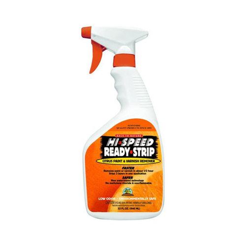 Back to Nature Hi-Speed Ready-Strip 32 Ounce Citrus Paint and Varnish Remover Spray