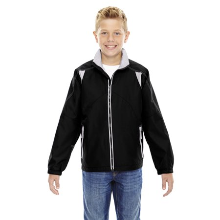 North End Youth Lightweight Color-Block Jacket 68011