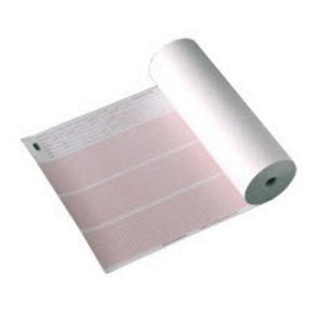 WP000-PT -7966 7966 Paper EKG/ECG 3-Channel 8.5x5.5