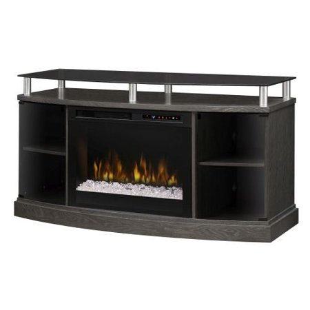 Prime Dimplex Windham Media Console Electric Fireplace With Acrylic Ember Bed For Tvs Up To 55 Silver Charcoal Download Free Architecture Designs Terstmadebymaigaardcom