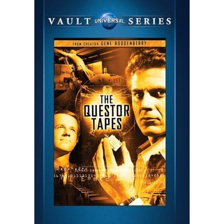 The Questor Tapes (DVD)