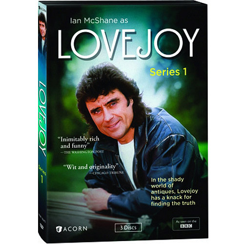 Lovejoy: Series 1 (Full Frame)