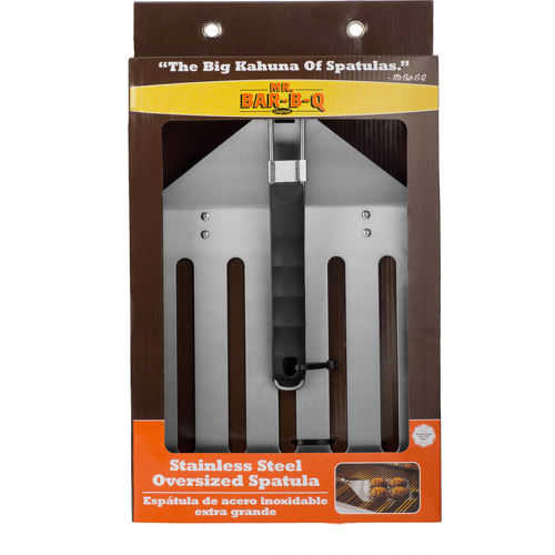 Mr. Bar-B-Q Stainless Oversized Spatula