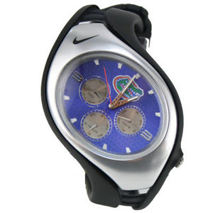 NIKE TRIAX SWIFT 3I NCAA FLORIDA GATORS COLLEGE FOOTBALL TEAM WATCH