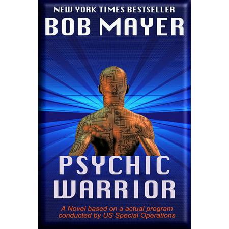 Psychic Warrior - eBook (Bob Olson Best Psychic)