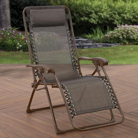 F. Corriveau International Chaise Multipositions Zero Gravité Bronze - image 2 de 2