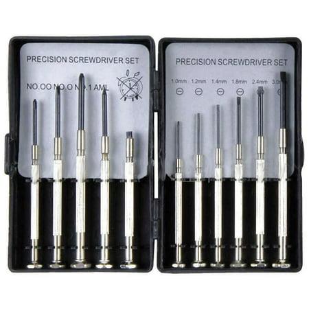 Nippon 11pc Precision Screwdriver
