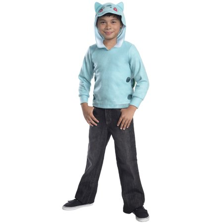 Pokemon Hoodies (Bulbasaur Hoodie Child)