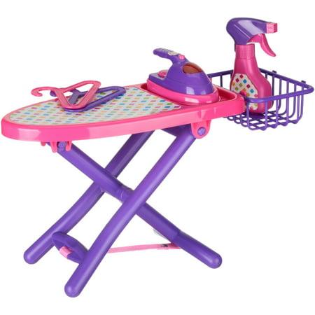 - Spark. Create. Imagine. 6-Piece Light & Sound Ironing Play Set