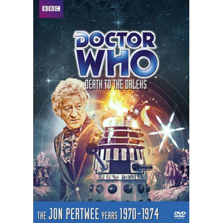 Doctor Who: Death to the Daleks (DVD)