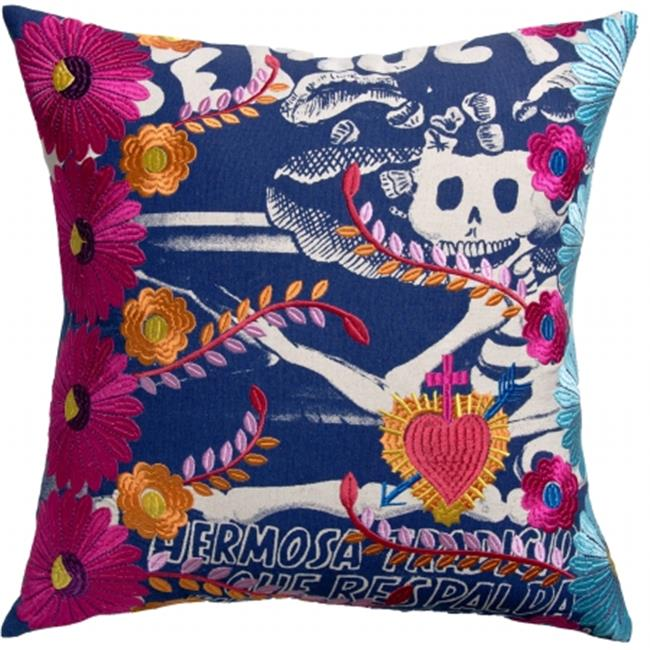 KOKO Company 91949 Mexico 20 in. x 20 in. Pillow - Carina