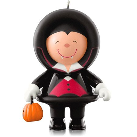 1 X Frosty Halloween Fun - 2014 Hallmark Keepsake Ornament - Hallmark Halloween