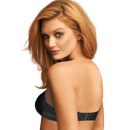 a9bccd86131 Maidenform - Womens Smooth Strapless Extra Coverage, Style DM9472 -  Walmart.com