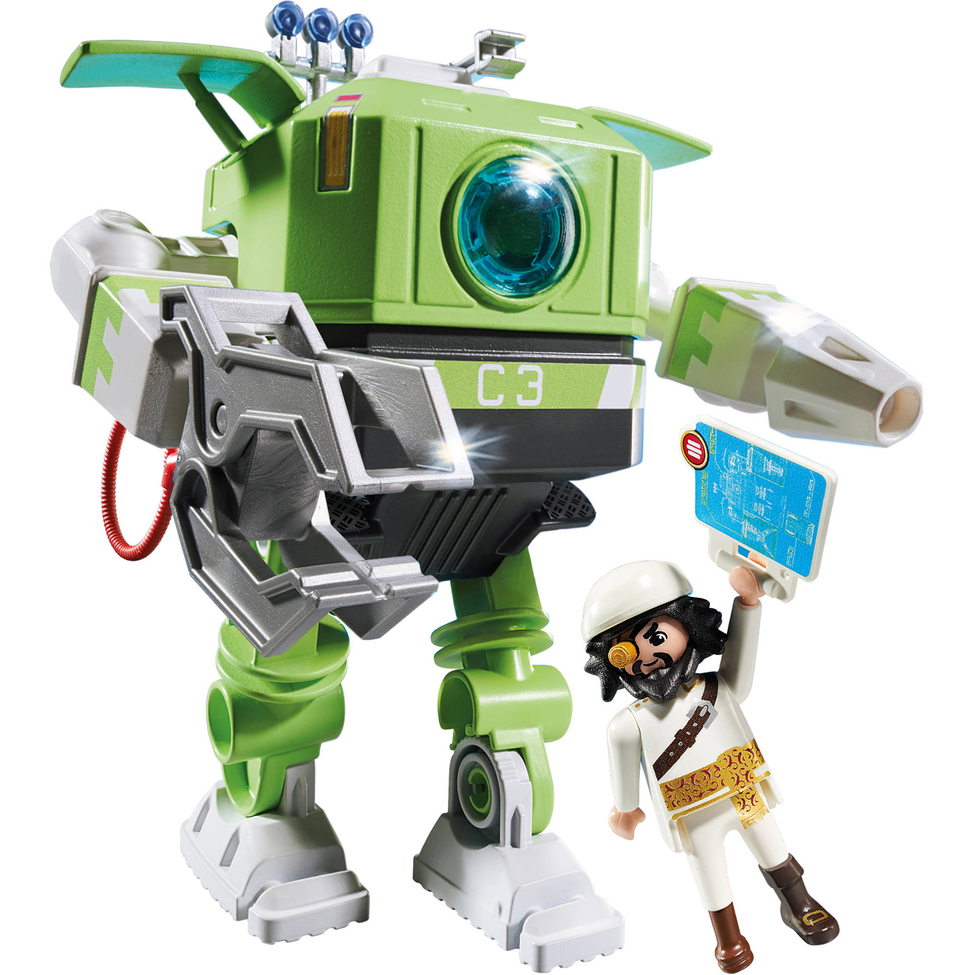 Playmobil Cleano Robot by Playmobil