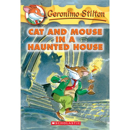 Cat and Mouse in a Haunted