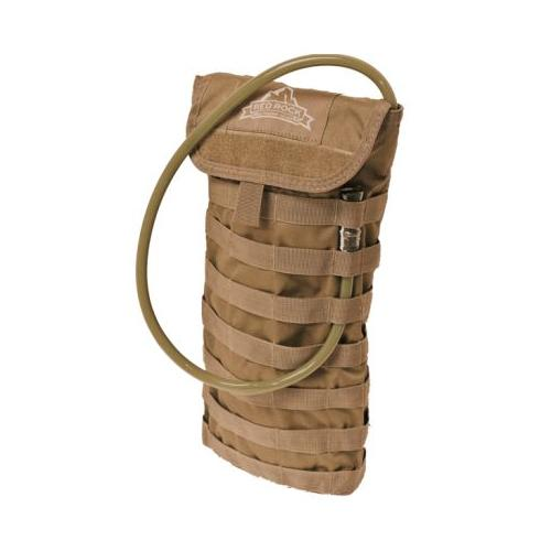 Red Rock Outdoor Gear Molle Hydration Pack, Coyote, One-Size