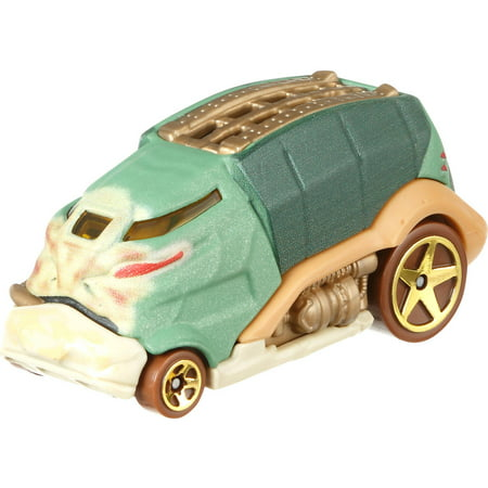 Hot Wheels Star Wars Rogue One Jabba the Hutt Character Car