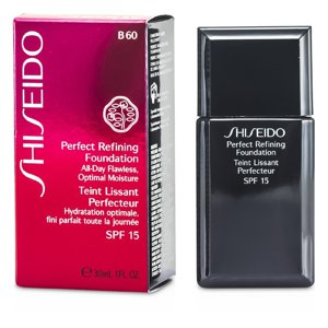 Shiseido Perfect Refining Foundation SPF15 - # B60 Natural Deep Beige 30ml|1oz
