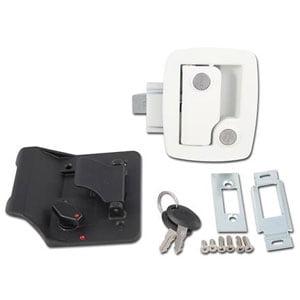 AP Products 013-534 Bauer RV Entry Door Lock,
