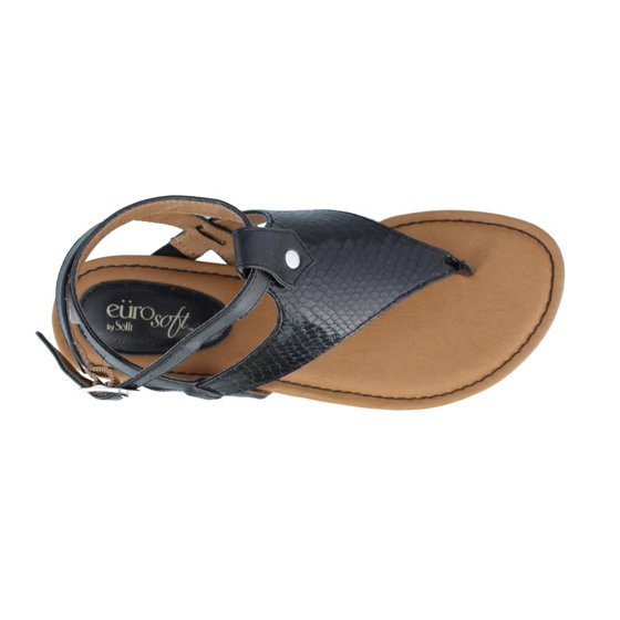 eae8460171e Manmade upper Adjustable buckle ankle strap for a secure fit Smooth manmade  lining Cushioned footbed for added comfort 1 1 4 inch low wedge heel Rubber  ...