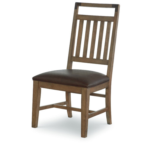 Legacy Classic Furniture MetalWorks Side Chair (Set of 2)