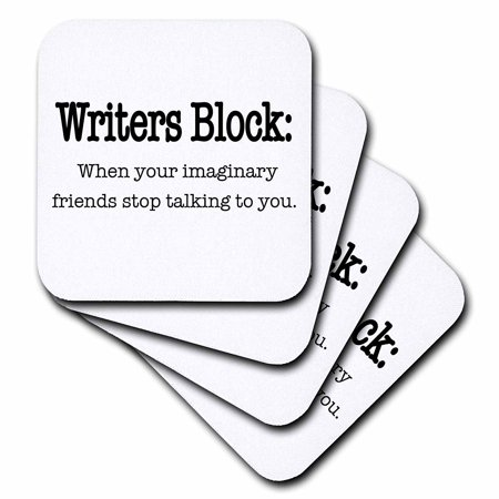 how to stop writers block