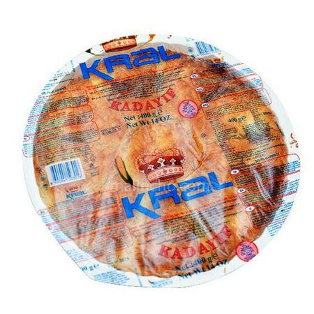 Kral Baked Kadayıf Dessert - 14oz Bake Pecan Pie