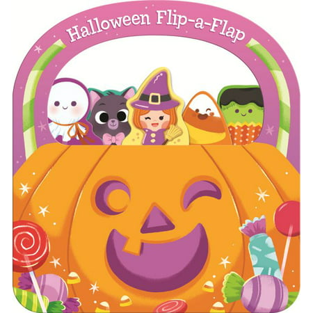 Happy Halloween (Board Book) (Felix The Cat Happy Halloween)
