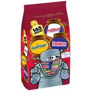 Nestle Jumbo Assorted Halloween Mini Chocolate 65 Oz. 165 Count