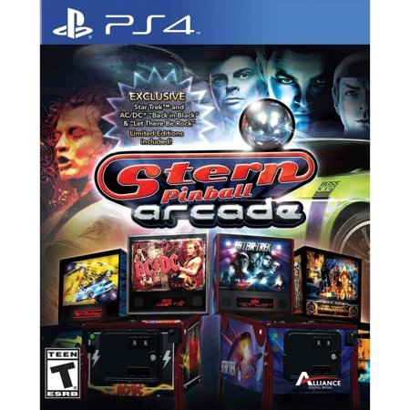 Image of Stern Pinball (PS4)