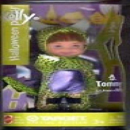 Barbie - Kelly Club - TOMMY Doll as DRAGON - Halloween Party - Target Special Edition 2003 by Mattel - Halloween Barbie Target