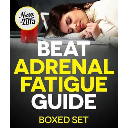 Adrenal Fatigue Cure Guide (Beat Chronic fatigue): Restoring your Hormones and Controling Thyroidism - (Best Cure For Adrenal Fatigue)