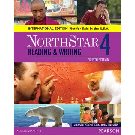 Northstar Reading and Writing 4 Sb, International Edition