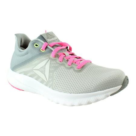 New Reebok Womens Reebok Osr Distance 3.0 Gray Running Shoes Size 7.5