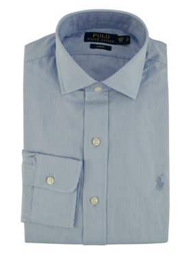 a32e5df4 Product Image Polo Ralph Lauren Men's Slim Fit Hairline Stripe Dress Shirt