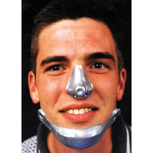 Tin Man Nose Halloween Accessory