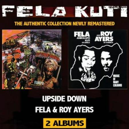 Fela Kuti - Upside Down/Fela & Roy Ayers [CD]