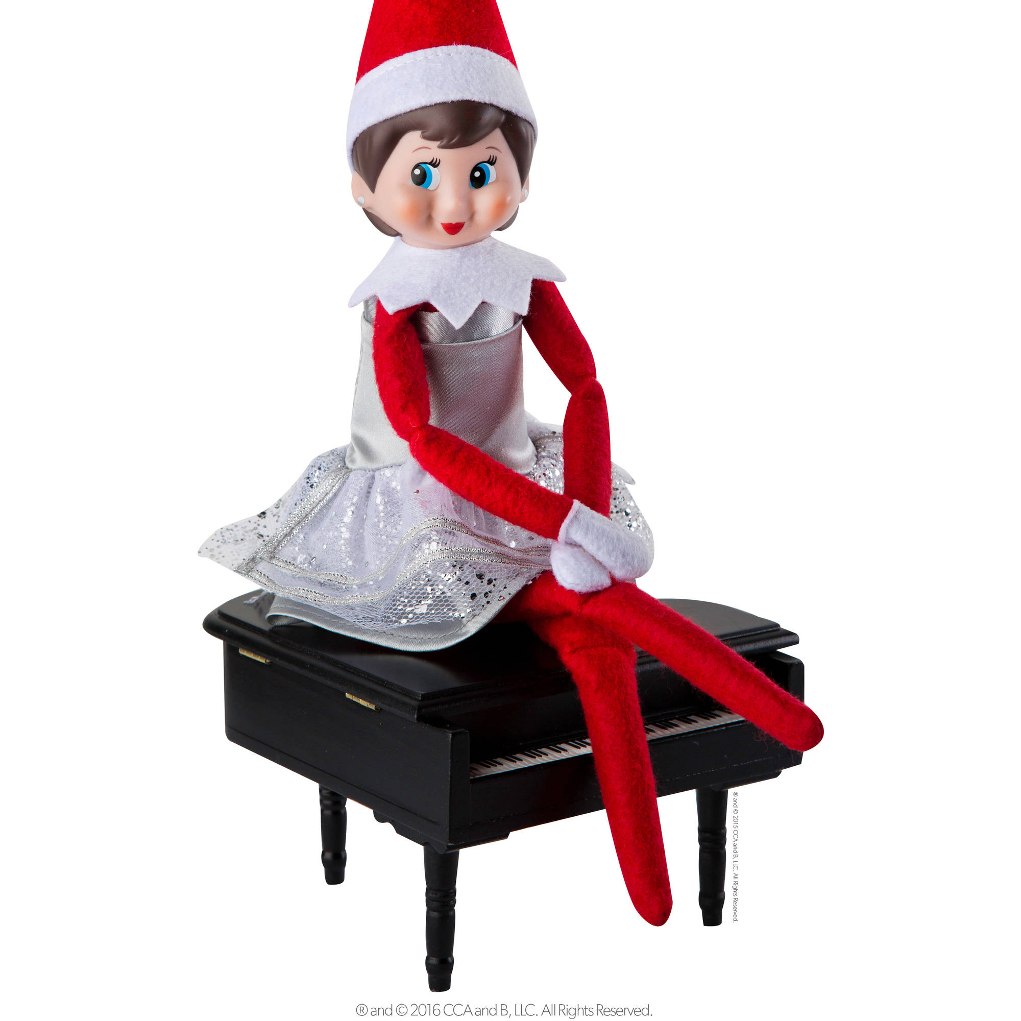 Elf on the Shelf Claus Couture Collection Dazzling Dress (Collector's Edition)