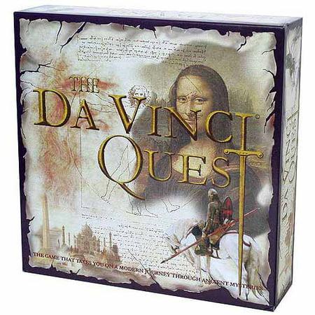 The Da Vinci Quest Game
