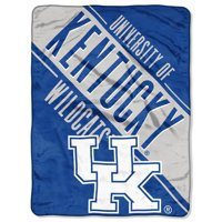 "NCAA Kentucky 46"" x 60"" Throw, 1 Each"