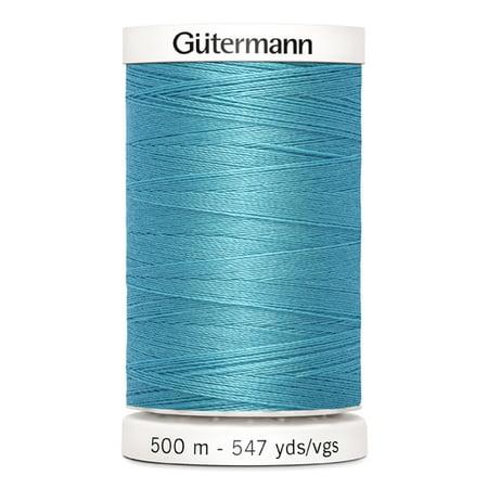 Gutermann Sew All Polyester Thread 547yd Color 610 Mystic Blue