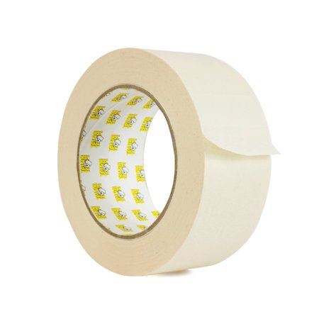 General Purpose Roll - WOD GPM-63 Masking Tape 2 Inch for General Purpose / Painting - 1 Roll - 60 yards per roll