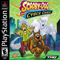Scooby Doo and The Cyber Chase PSX