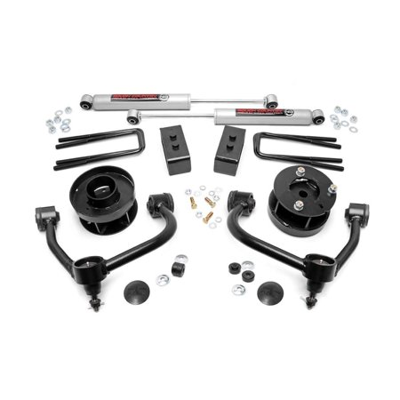 Rough Country Suspension Lift Kits (fits) Ford